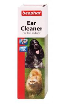 Ear Cleaner, средство для чистки ушей / Beaphar (Нидерланды)
