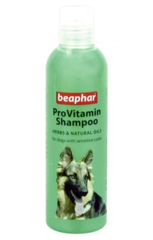 Pro Vitamin Shampoo Herbal, травяной шампунь для собак / Beaphar (Нидерланды)