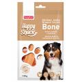 Happy Snack Chicken Jerky Wrapped Calcium Bone, Куриное филе на кальциевой косточке / Beaphar (Нидерланды)