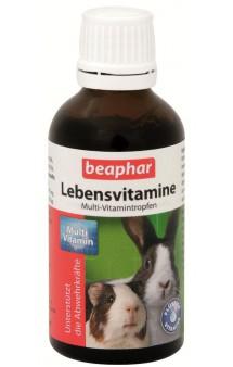 Lebensvitamine, витамины для грызунов / Beaphar (Нидерланды)