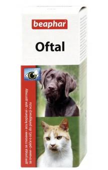 Oftal, средство для чистки глаз / Beaphar (Нидерланды)