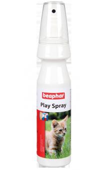 Play Spray, спрей для привлечения кошек к местам / Beaphar (Нидерланды)