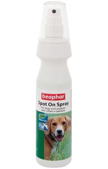 Spot On Spray for dogs, спрей от насекомых, для собак / Beaphar (Нидерланды)