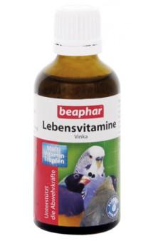 Vinka, витамины для птиц / Beaphar (Нидерланды)