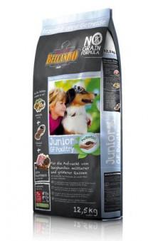 Belcando Junior Poultry Grain Free, корм для щенков средних и крупных пород / Bewital Petfood (Германия)