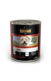 Belcando MEAT, консервы с мясом для собак / Bewital Petfood (Германия)