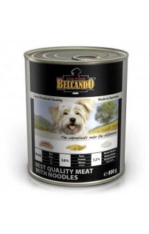 Belcando Meat with Noodles, консервы мясо с лапшой для собак / Bewital Petfood (Германия)