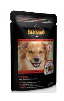Belcando Rind, консервы с говядиной, лапшой и цуккини для собак / Bewital Petfood (Германия)