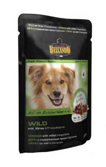 Belcando WILD, влажный корм для собак / Bewital Petfood (Германия)