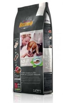 Belcando ADULT LAMB and RICE, корм для собак с Ягненком и Рисом / Bewital Petfood (Германия)