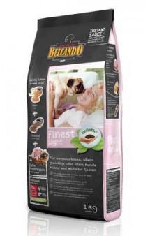 Belcando Finest Light, облегченный корм для собак / Bewital Petfood (Германия)
