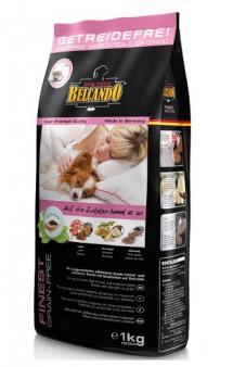 Belcando Finest Lamb Grain Free, корм для собак склонных к аллергии / Bewital Petfood (Германия)