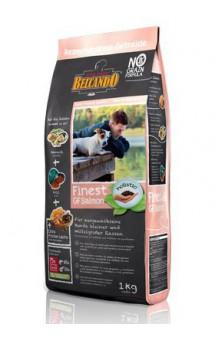 Belcando Finest Salmon GF, корм для собак, с Лососем / Bewital Petfood (Германия)