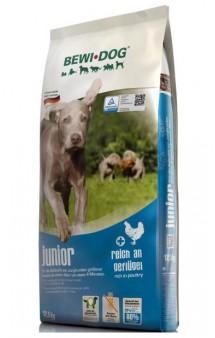 Bewi Dog Junior, сухой корм для щенков / Bewital Petfood (Германия)
