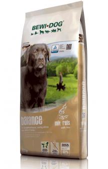 Bewi Dog Balance, корм для собак с низким уровнем активности / Bewital Petfood (Германия)