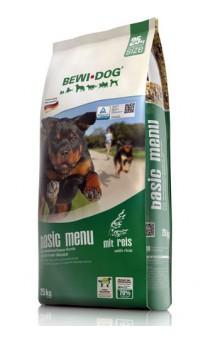 Bewi Dog Basic Menu, корм для собак с нормальным уровнем активности / Bewital Petfood (Германия)