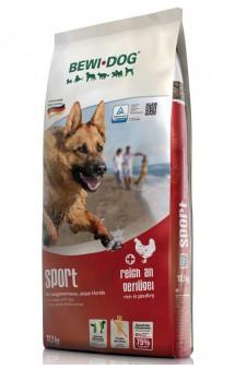 Bewi Dog Sport, корм с высоким содержанием белка / Bewital Petfood (Германия)