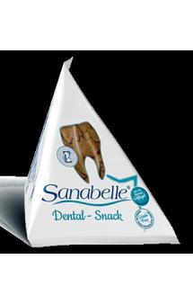 Bosch Sanabelle Dental Snack,лакомство для профилактики образования зубного камня / Bosch (Германия)