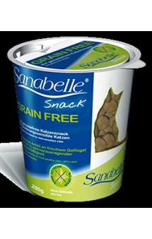 Bosch Sanabelle Grain Free Snack, лакомство для кошек / Bosch (Германия)