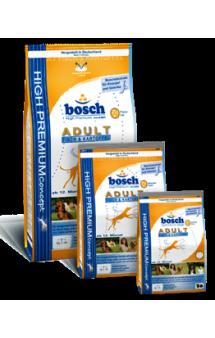 Bosch Adult Fish and Potato, корм для взрослых собак, с Рыбой / Bosch (Германия)