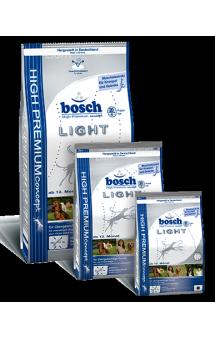 Bosch Light,корм для собак с избыточным весом / Bosch (Германия)
