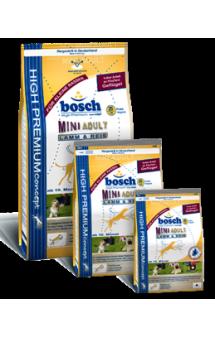 Bosch Mini Adult Lamb & Rice / Bosch (Германия)