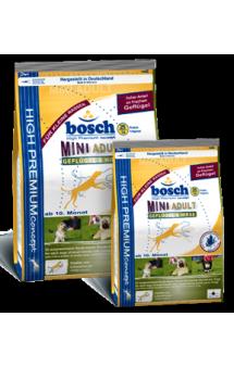 Bosch Mini Adult Poultry & Millet / Bosch (Германия)