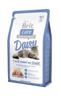 Brit Care Cat Daisy, корм для кошек с избыточным весом / Brit (Чехия)