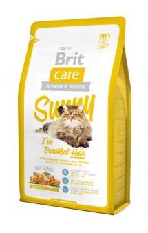 Brit Care Cat Sunny, дополнительный уход за шерстью / Brit (Чехия)