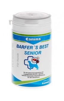 Barfer's Best Senior Барферс Бест,пищевая добавка для пожилых собак на натуральном кормлении / Canina (Германия)
