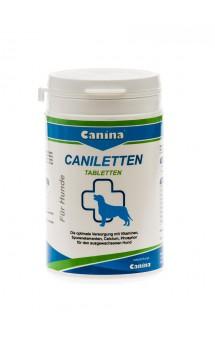 Caniletten Канилеттен, добавка для роста костей, зубов и мышц / Canina (Германия)