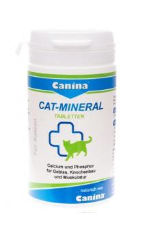 Cat-Mineral Tabletten, Кэт Минерал, минеральная добавка для кошек / Canina (Германия)
