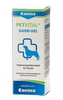 Petvital Darm-Gel Дарм-гель, добавка для стабилизации микрофлоры кишечника / Canina (Германия)