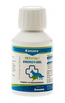 Petvital Energy Gel Энерджи Гель, добавка для возмещения питательных веществ / Canina (Германия)