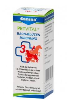 Цветы Баха № 3 «Агрессия», кормовая добавка для животных / Canina (Германия)