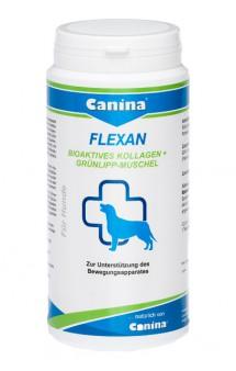 Flexan Флексан, добавка для поддержания опорно-двигательного аппарата собак / Canina (Германия)