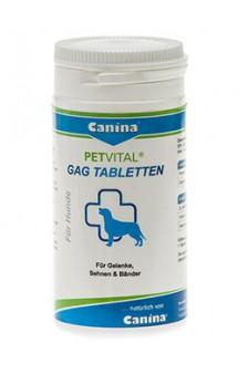 Petvital GAG, Петвиталь ГАГ в таблетках, добавка для суставов, сухожилий и связок / Canina (Германия)