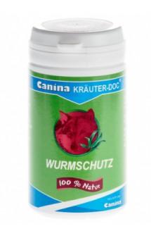 Kräuter-DOC Wurmschutz От паразитов, добавка для собак / Canina (Германия)