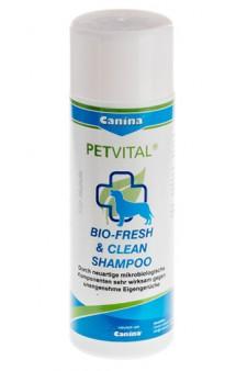 Petvital Bio Fresh & Clean Shampoo Шампунь / Canina (Германия)