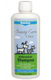 HaferMilch-Shampoo Хафермильх, шампунь из овсяного молока для собак и кошек / Canina (Германия)