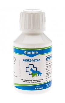 Herz-Vital, Херц Виталь, добавка для поддержки сердца / Canina (Германия)