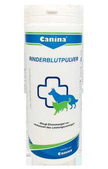 Rinderblutpulver, Бычья кровь в порошке / Canina (Германия)