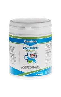 Rinderfett Pulver, Говяжий жир, порошок / Canina (Германия)