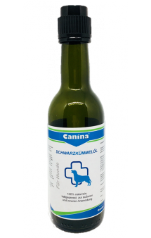 SCHWARZKÜMMELÖL- Масло черного тмина / Canina (Германия)