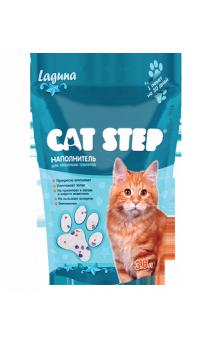 """"""" Лагуна"""" наполнитель силикагелевый / Cat Step"""