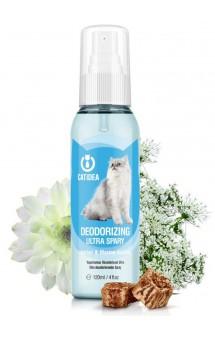 Спрей для кошек, дезодорирующий, морской бриз / Catidea (Китай)