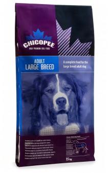 Сухой корм для собак крупных пород, с Курицей / Chicopee (Канада)