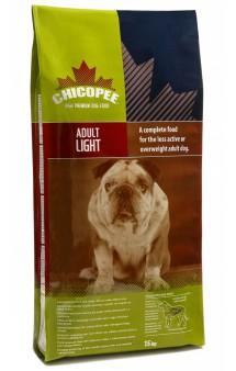 Сухой корм для собак склонных к проблемам с весом и малоактивных / Chicopee (Канада)