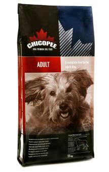 Сухой корм для собак всех пород с Курицей / Chicopee (Канада)
