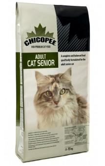 Сухой корм для пожилых кошек / Chicopee (Канада)